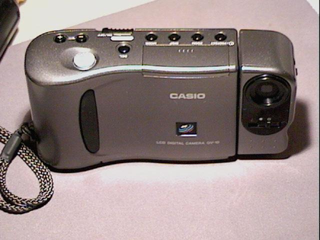 CASIO QV DIGITAL CAMERA TREIBER WINDOWS 10
